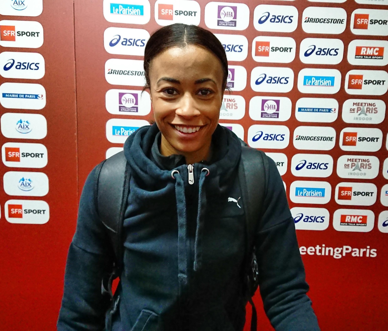 Tatjana Pinto, atleta luso-angolana.