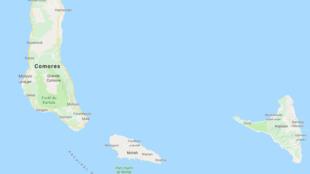 Anjouan est l'une des îles de l'archipel des Comores.