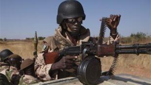 Dakarun dake fada da mayakan jihadi a Sahel