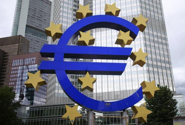 Sede do Banco Central Europeu em Frankfurt, na Alemanha; Bruxelas propõe que a entidade assuma a supervisão de todos os bancos do bloco.