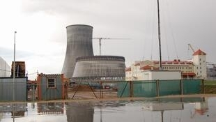 Белорусская АЭС в Островце.