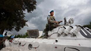 Gari na askari wa kulinda amani nchini DRC,MONUSCO