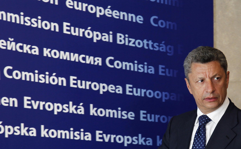 Европейский Комиссар по Энергетике, Гюнтер Оттингер
