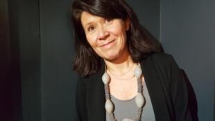 Valérie Leroy, directrice du Salon international de l'agriculture de Paris.