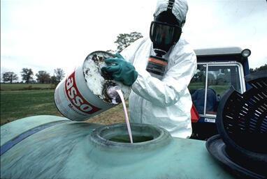 Várias associações denunciam há anos os efeitos dos agrotóxicos na saúde.