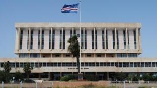 Assembleia Nacional de Cabo Verde.