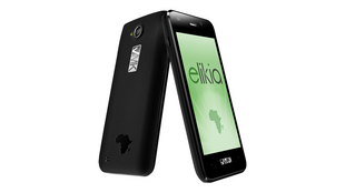 Le tout nouveau smartophone de VMK, l'Elikia L.