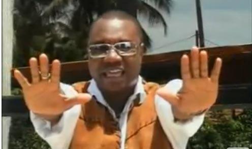 Sekouba Diabaté dit Bambino, chanteur guinéen.