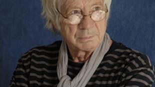 Portrait de l'écrivain Jean-Louis Fournier.