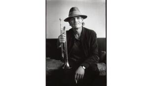 Le trompettiste Chet Baker.