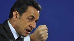 Tổng thống Sarkozy : viễn ảnh tái tranh cử nhiệm kỳ 2 thêm xa vời