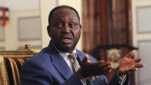 L'ancien président centrafricain François Bozizé. (image d'illustration)