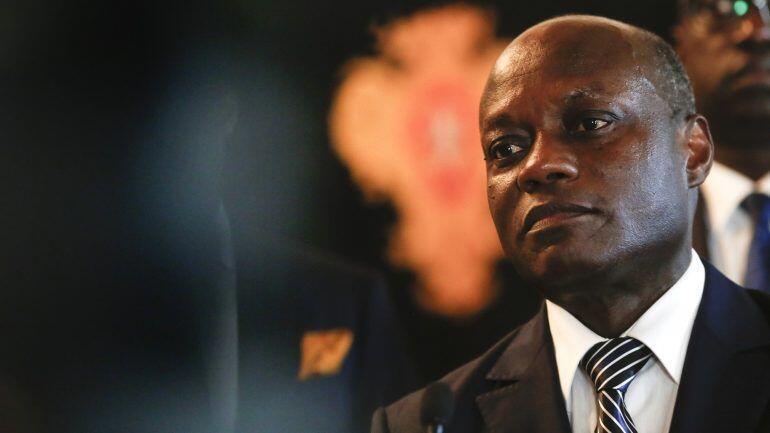 Presidente guineense José Mário Vaz