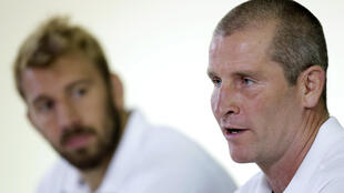 England captain Chris Robshaw (left) and coach Stuart Lancaster face the biggest game of their international careers when they take on Australia.