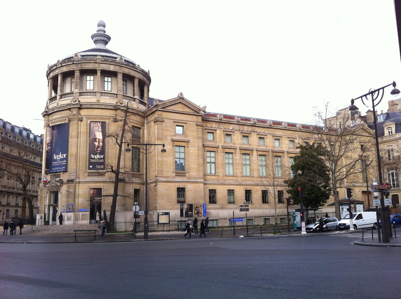 位于巴黎16区的吉美博物馆(MNAAG)是西方最大的亚洲艺术博物馆。