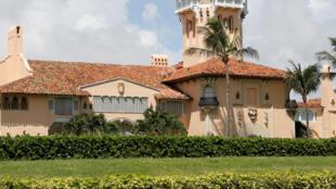 Le chiffre d'affaire de la somptueuse propriété de Mar A Lago en Floride a plongé de 50%.