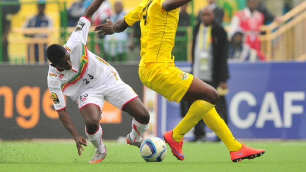 Mali's Sekou Koita will take on Ivory Coast in the semi-finals of the African Nations Championship on Thursday.