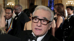 Martin Scorsese, à Washington le 6 décembre 2015.