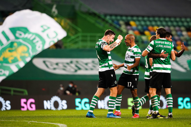 Sporting CP - Liga Portuguesa - Desporto - Futebol - Sporting Clube de Portugal - Football
