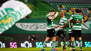 Sporting CP - Liga Portuguesa - Desporto - Futebol - Sporting Clube de Portugal - Football