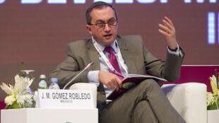 Juan Manuel Gómez Robledo é subsecretário de Assuntos Multilaterias e Direitos Humanos do México.