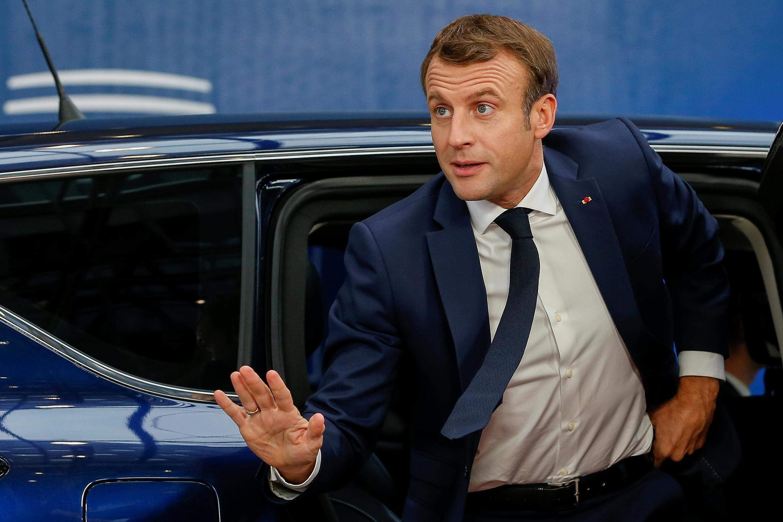 Министерство иностранных дел Украины вызвало для разъяснений посла Франции Этьена де Понсена из-за появления в СМИ «слов, которые приписывают Эмманюэлю Макрону»