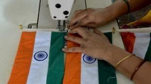 A India ultrapassou a França no ranking das economias mundiais.