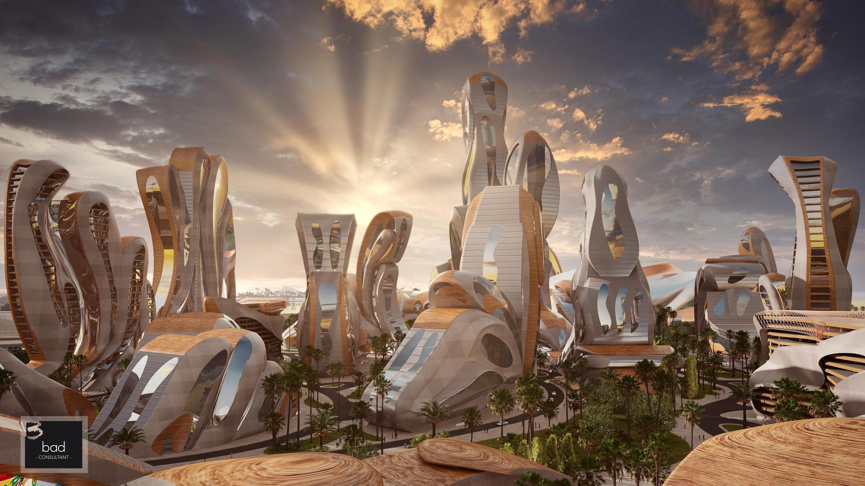 Le projet Akon City au Sénégal.