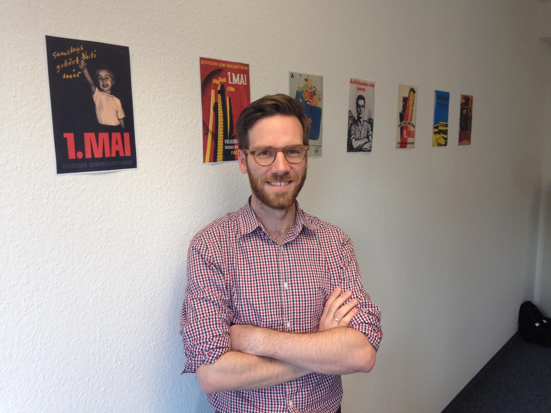 Fabian Lindner é macroeconomista da Fundação Hans-Böckler