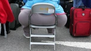 En France, les obèses n'étaient «que» 3,6 millions en 1997, ils sont 6,9 millions en 2012.