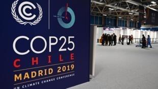 Centro de convenções IFEMA, em Madri, se prepara para receber Conferência do Clima COP25, de 2 a 13 de Dezembro de 2019.