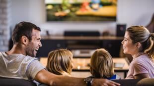 La publicité ciblée s'invite sur les écrans de télévision depuis cet été. (photo d'illustration)