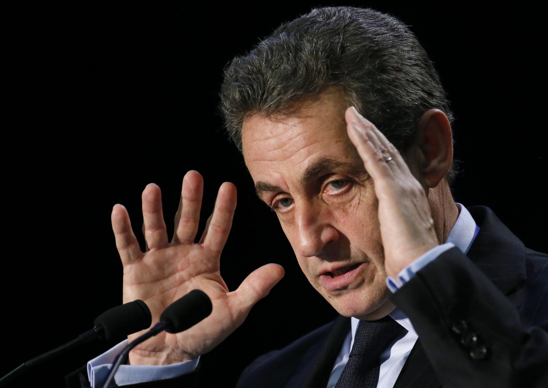法国前总统、现任人民运动联盟主席萨科齐