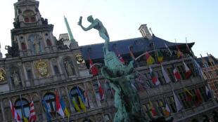 Antwerp's town hall