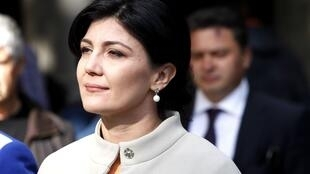 В первом туре выборов мэра Кишинева независимый кандидат Сильвия Раду набрала 17, 65% избирателей.