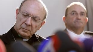 Cardinal Andre-Joseph Leonard