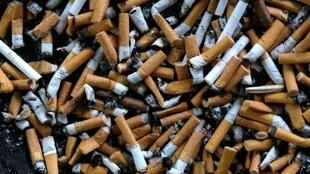 Cigarettes are blamed for some eight million deaths annually worldwide