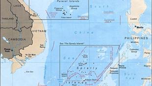 Nhiều nước đang tranh chấp chủ quyền tại Biển Đông.