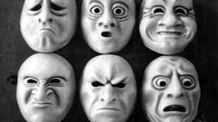 Six visages pour six émotions.