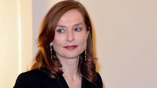 L'actrice française, Isabelle Huppert.