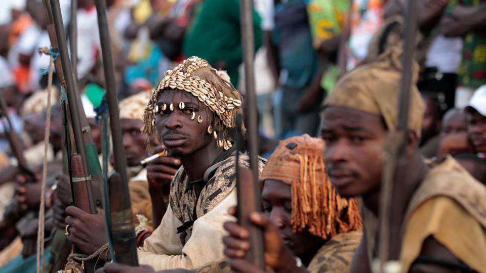 Mafarauta yan kabilar Dozo na kasar Mali