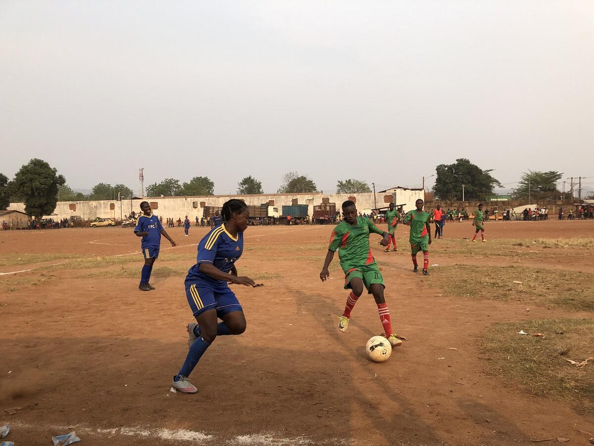 rca - football - féminin