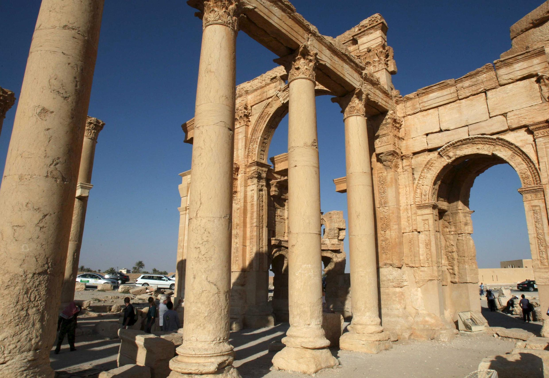 Quân thánh chiến đã chiếm được hoàn toàn thành phố cổ Palmyra.