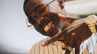 El rapero MHD considerado principe del estilo Afro Trap.