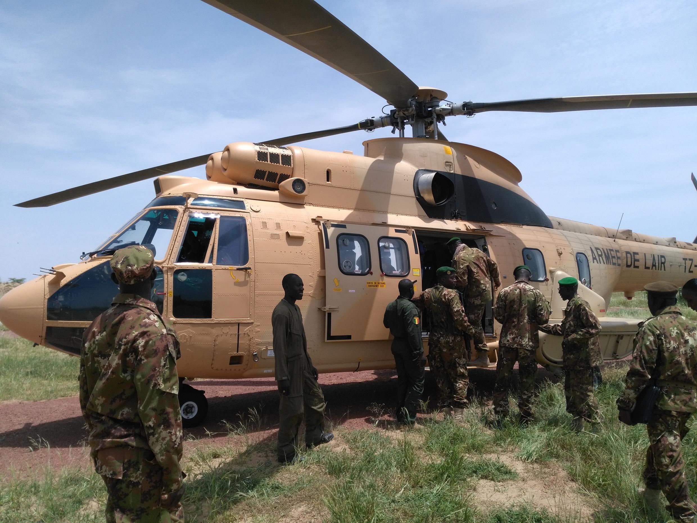 Le bataillon malien de la Force G5 Sahel a été le premier à être déployé vers la fin septembre - début octobre 2017. (Image d'illustration)