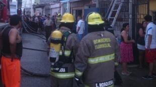 Incendio en clínica para adictos de Guayaquil deja 18 muertos.