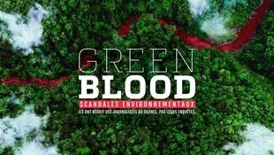 Affiche de la série documentaire «Green Blood»