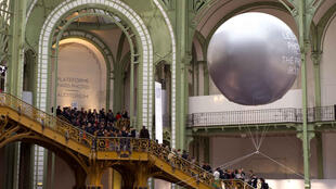 A exposição Paris Photo acontece noGrand Palais até o dia 17 de novembro.