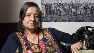 Marta Rodriguez, née en 1933 à Bogota, poursuit, avec pour arme sa caméra, son travail de dénonciation des injustices sociales en Colombie.