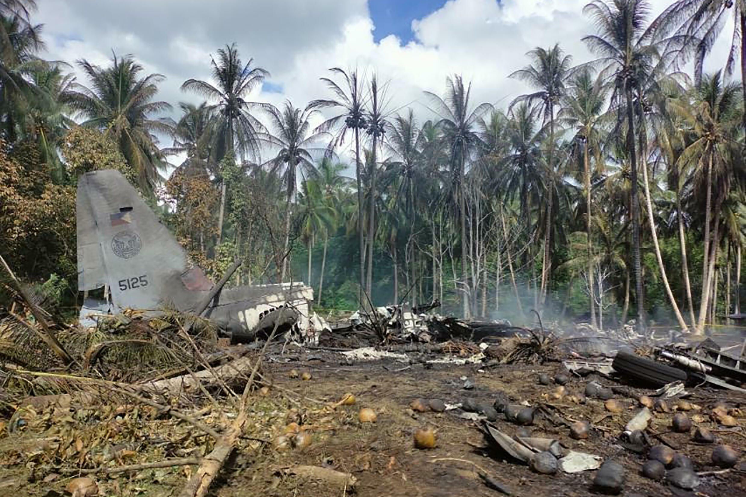 The C-130 crash in the southern Philippines is one of the deadliest military aviation accidents in the country's history